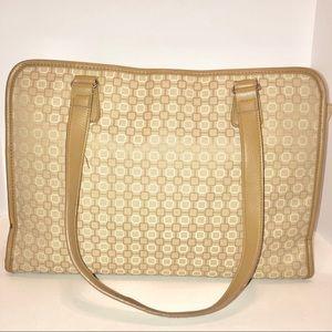 Nine West Bags - Nine West Tan Shoulder Bag